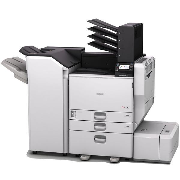 Цветной лазерный принтер Aficio SP C831DN