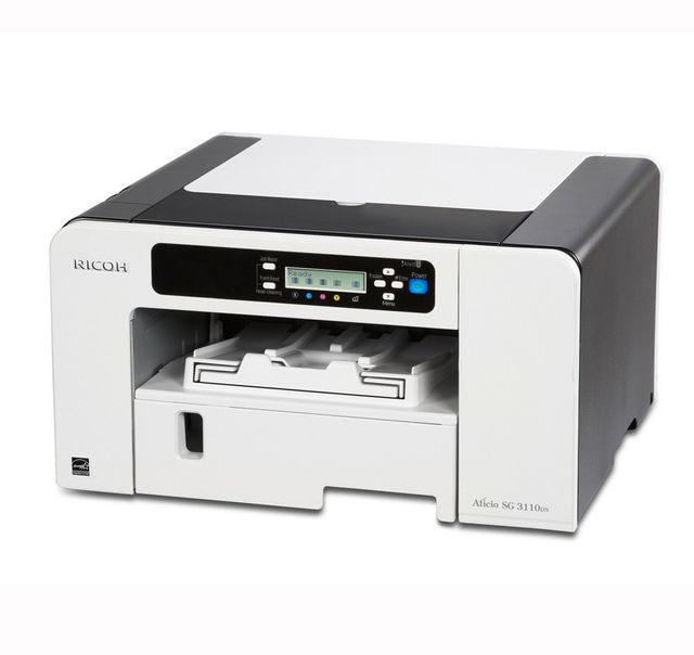 Гелевый принтер Aficio SG 7100DN