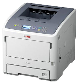 Принтер B731DNW